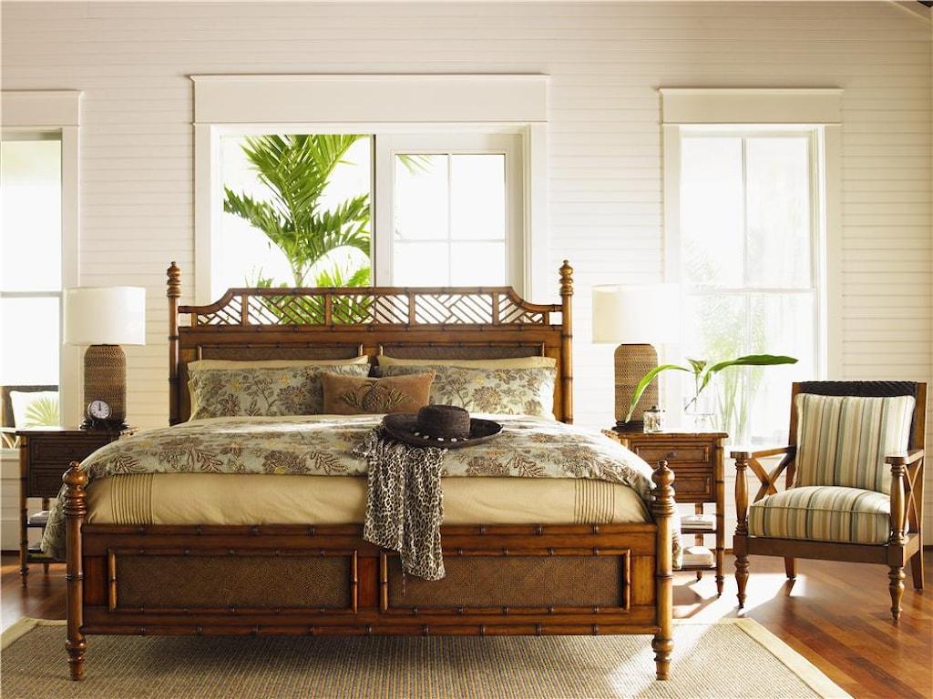 Tommy Bahama Home Island EstateGinger Island Bedside Chest