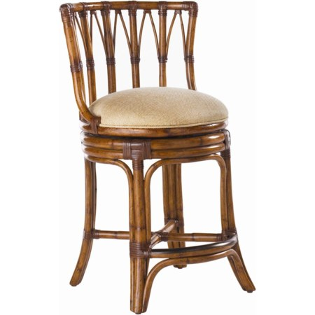 <b>Quick Ship</b> South Beach Counter Stool