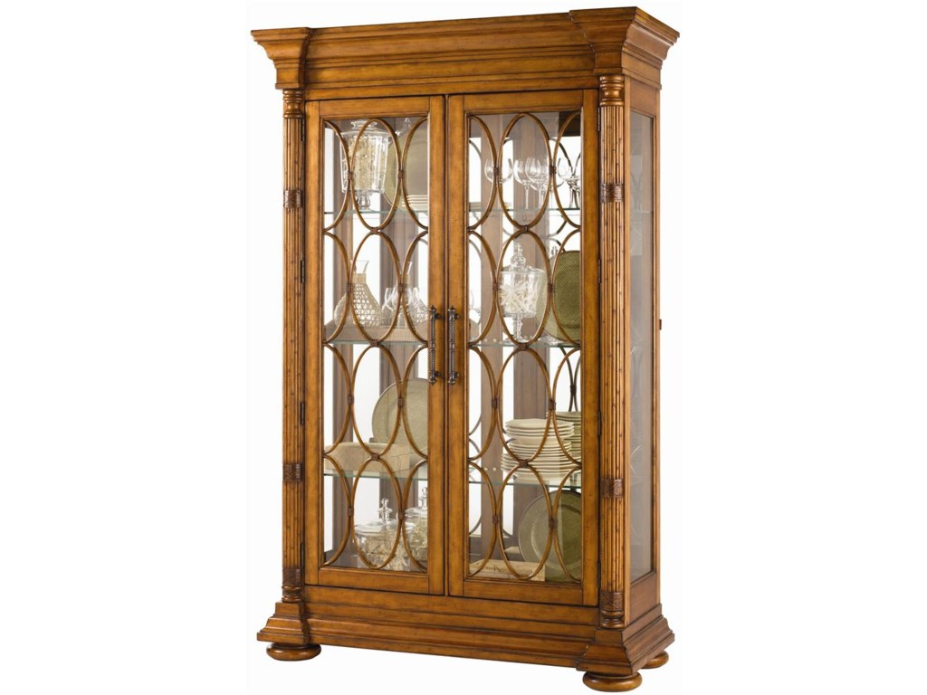 Tommy Bahama Home Island EstateMariana Display Cabinet