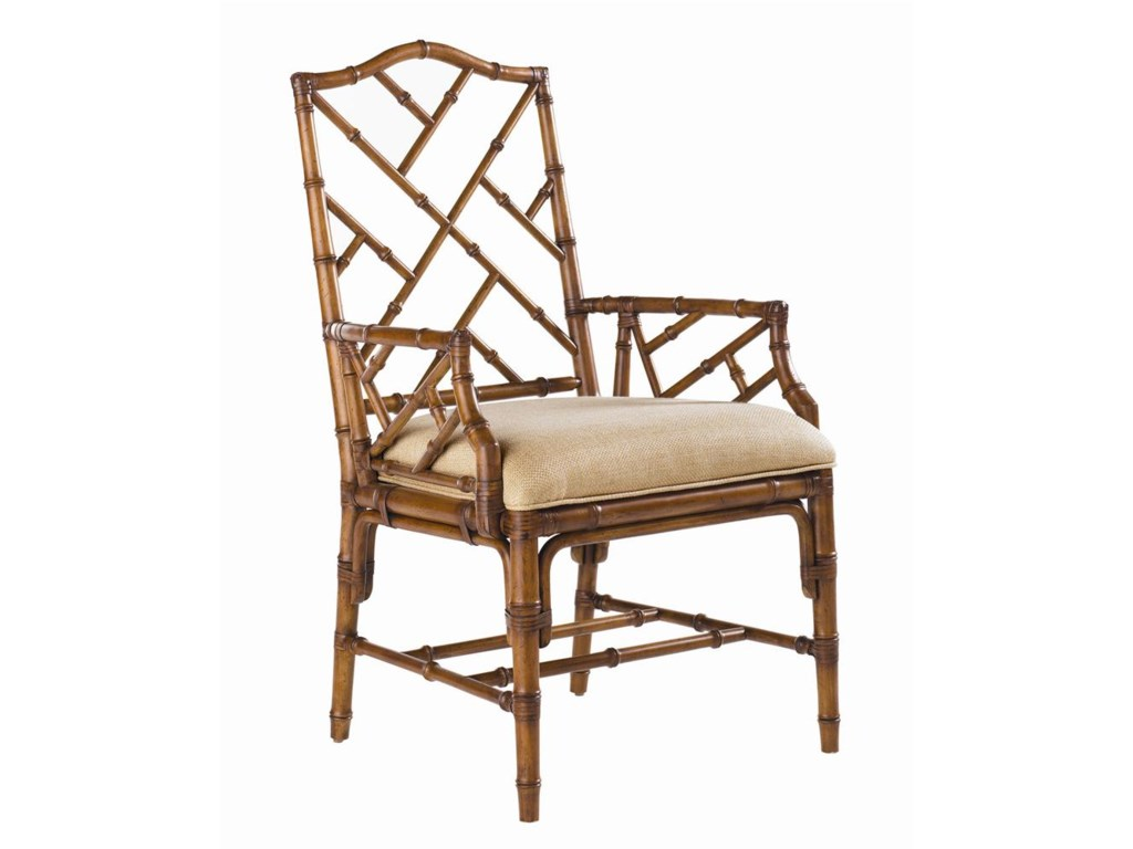 Tommy Bahama Home Island Estate<b>Quick Ship</b> Ceylon Arm Chair