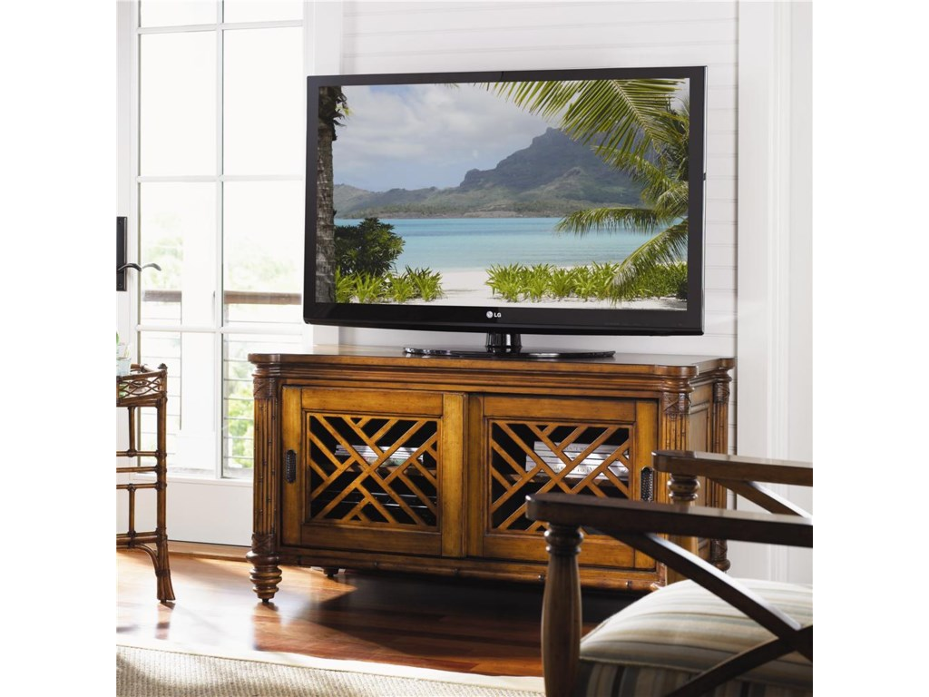 Tommy Bahama Home Island EstateGrand Bank Media Console