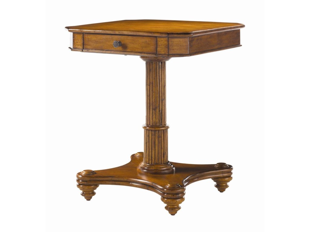 Tommy Bahama Home Island EstateCinnamon Cove Lamp Table