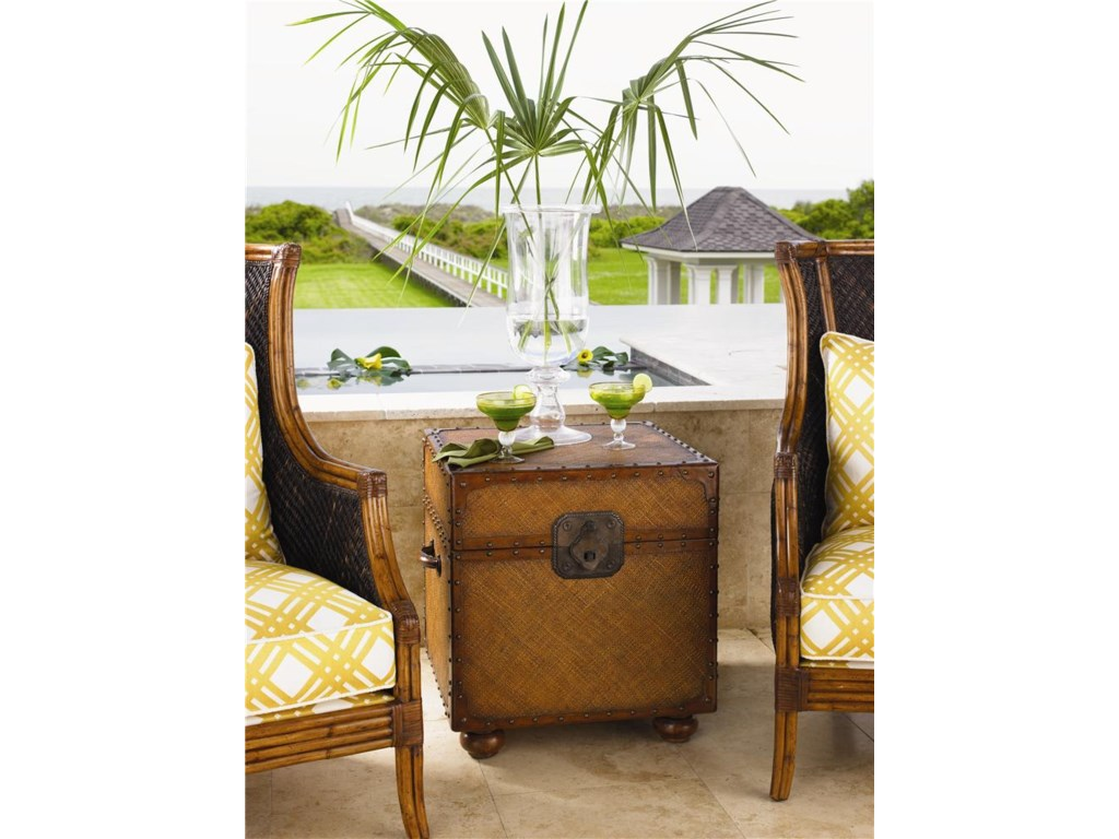 Tommy Bahama Home Island EstateEast Cove Trunk