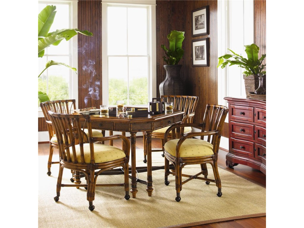 Tommy Bahama Home Island Estate<b>Quick Ship</b> Samba Game Chair