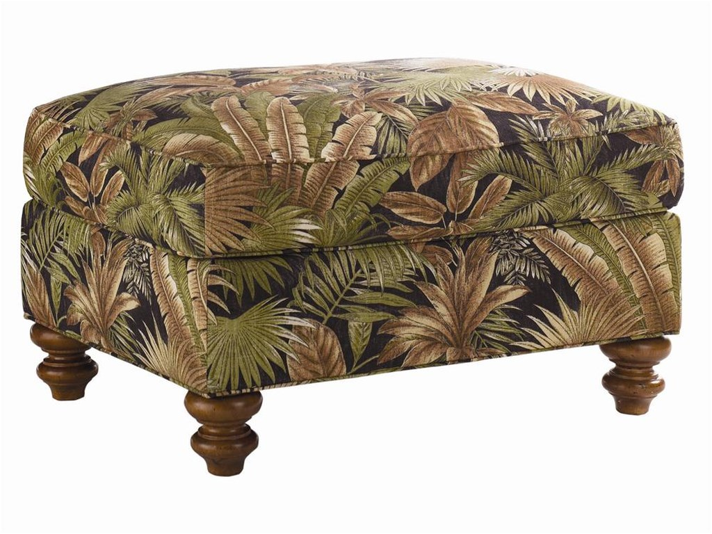 Tommy Bahama Home Island EstateWest Shore Ottoman