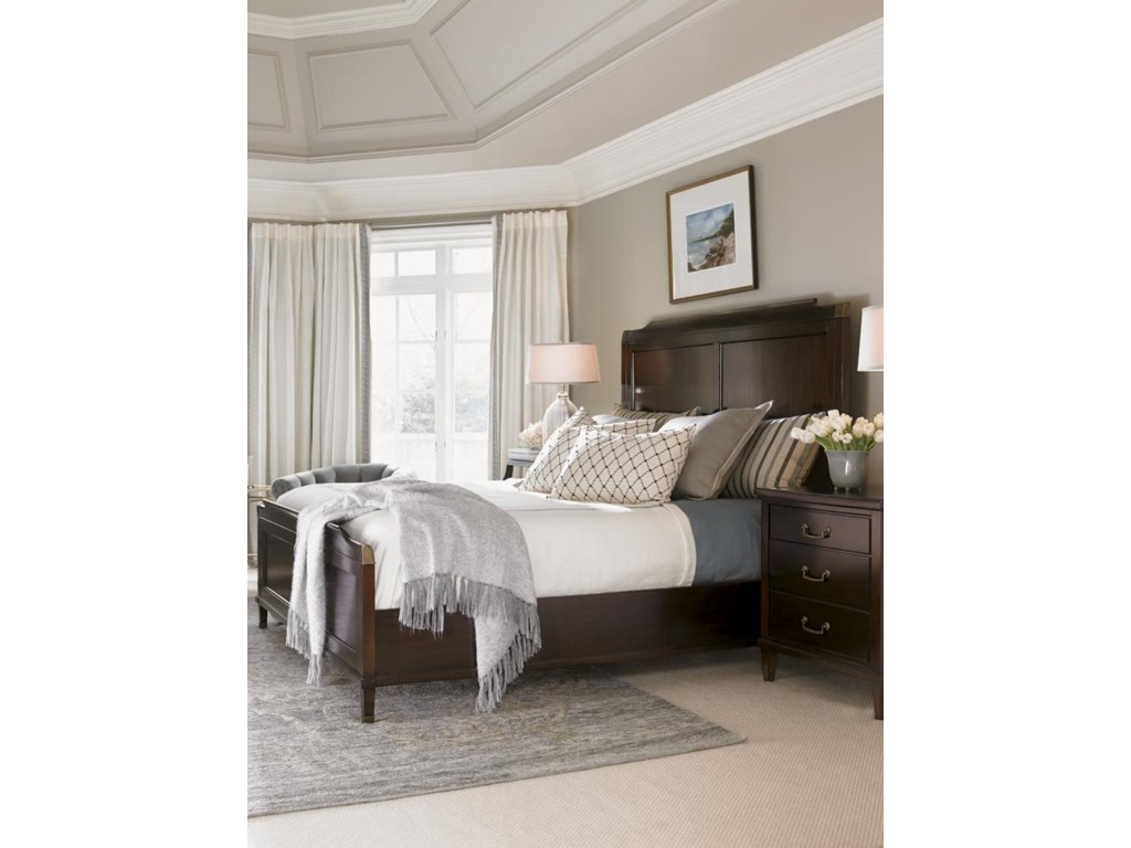 Lexington Kensington PlaceBennington Panel Bed 5/0