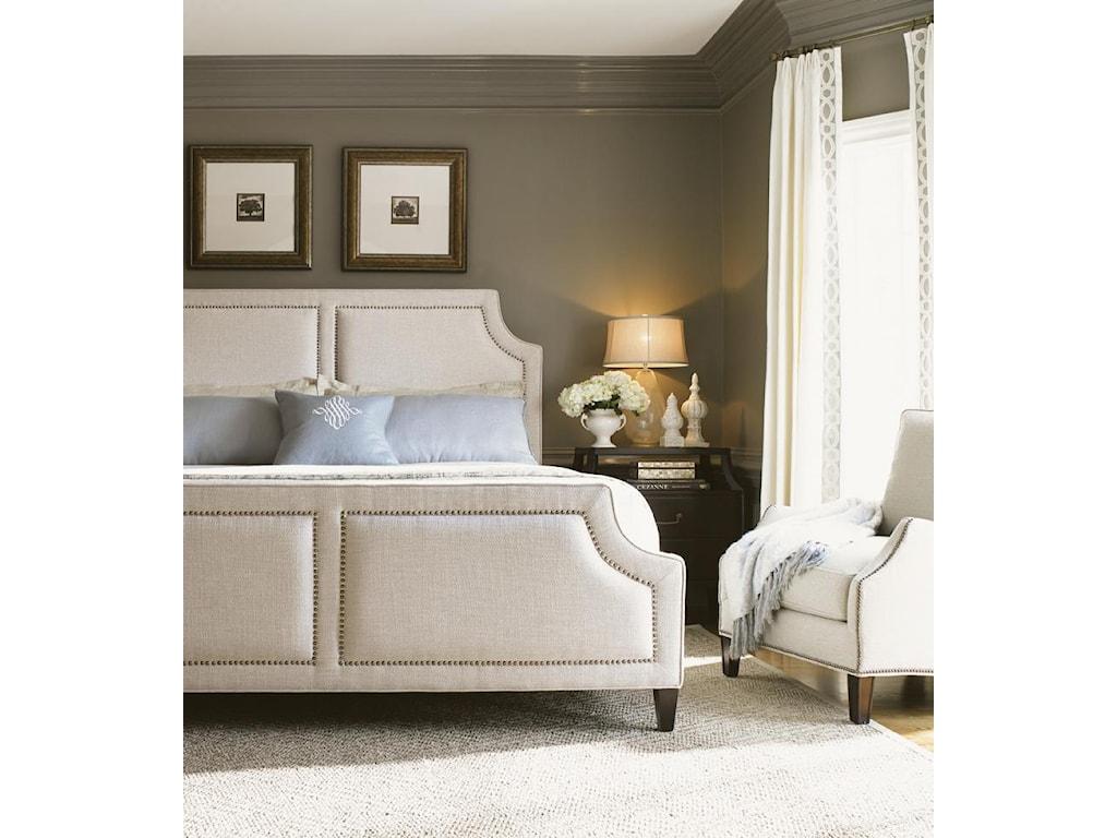 Lexington Kensington PlaceKing Chadwick Upholstered Bed