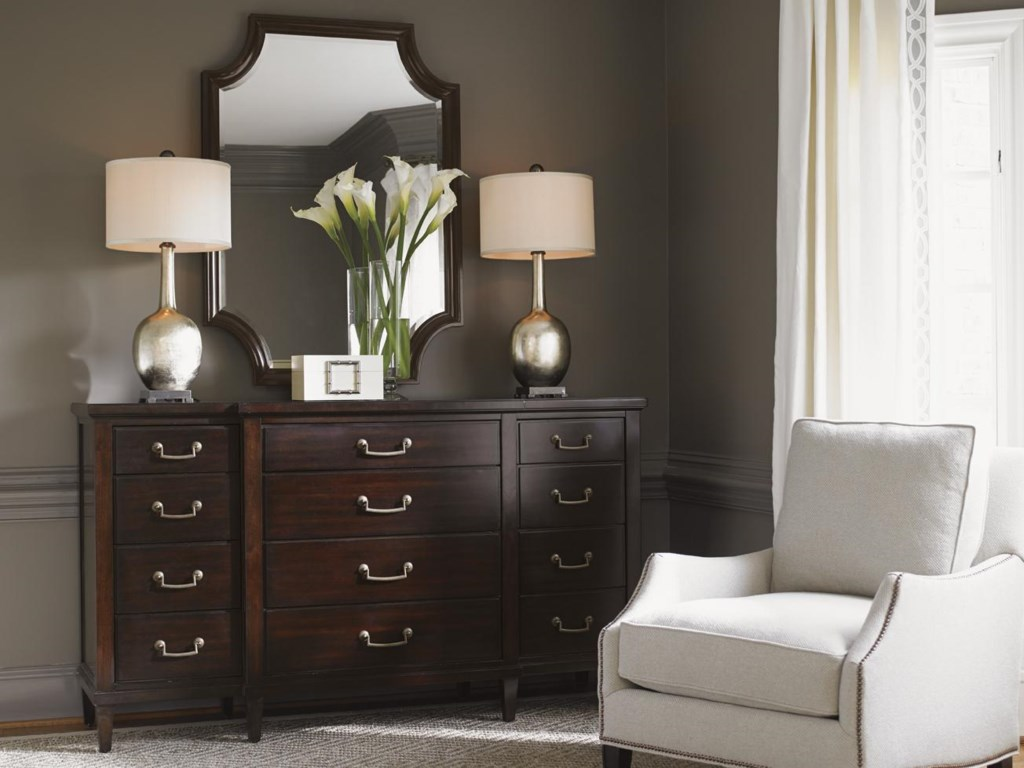 Lexington Kensington PlaceBaldwin Triple Dresser