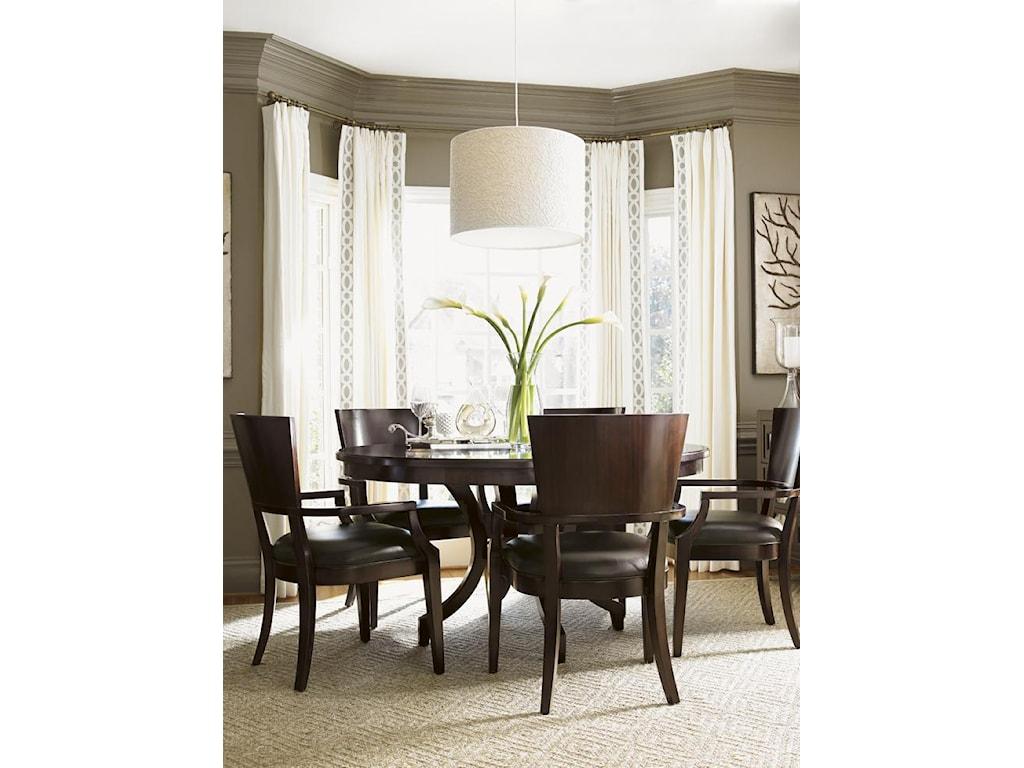 Lexington Kensington PlaceBeverly Glen Round Dining Table