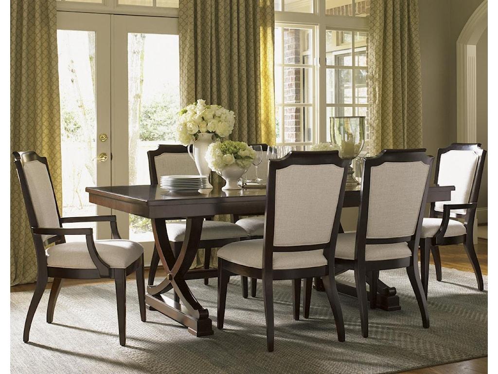 Lexington Kensington Place7 Pc Dining Set