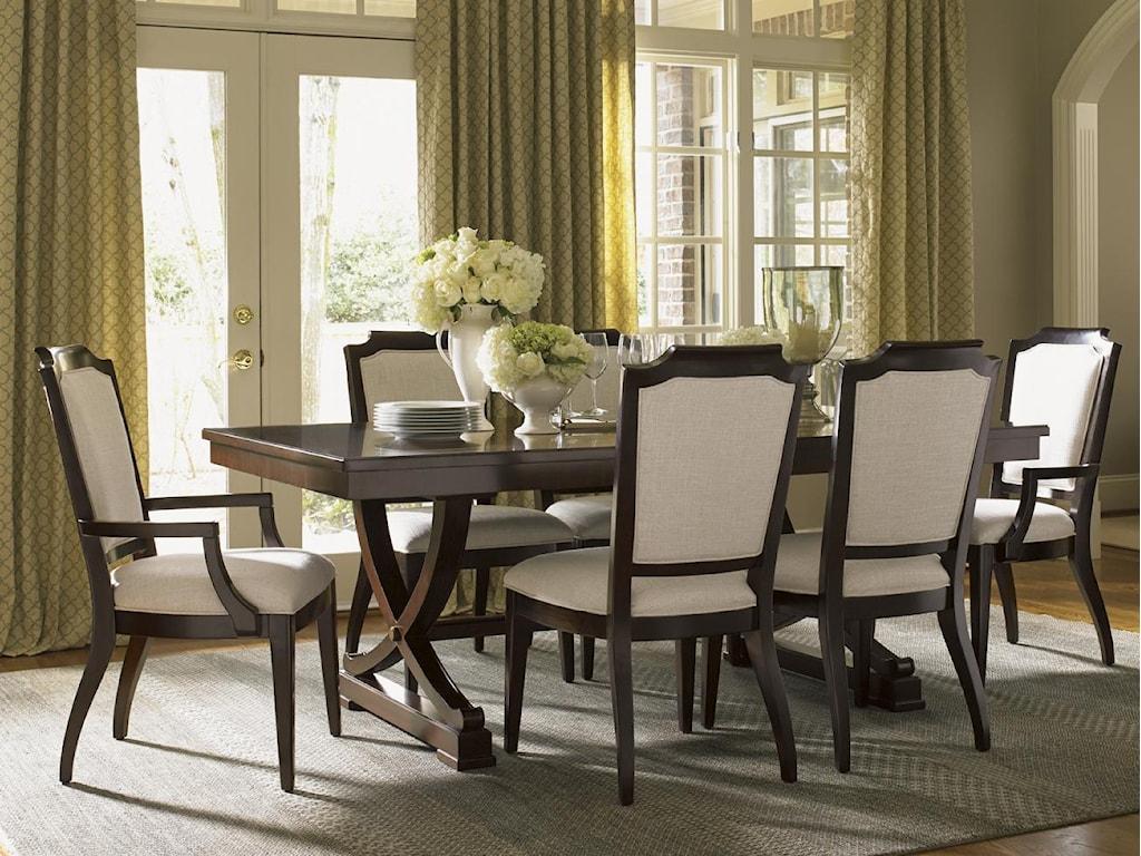 Lexington Kensington PlaceCandace Arm Chair Customizable