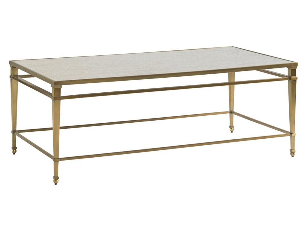 Lexington Kensington PlaceMillington Metal Cocktail Table