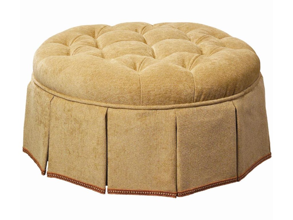 Lexington Lexington UpholsteryLauren Ottoman