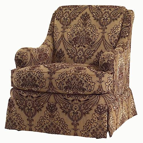 Lexington Lexington Upholstery Keegan Tufted Back Chair