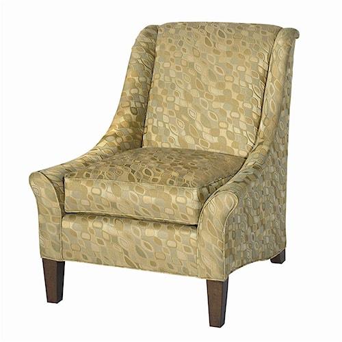 Lexington Lexington Upholstery Adrien Upholstered Armless Chair