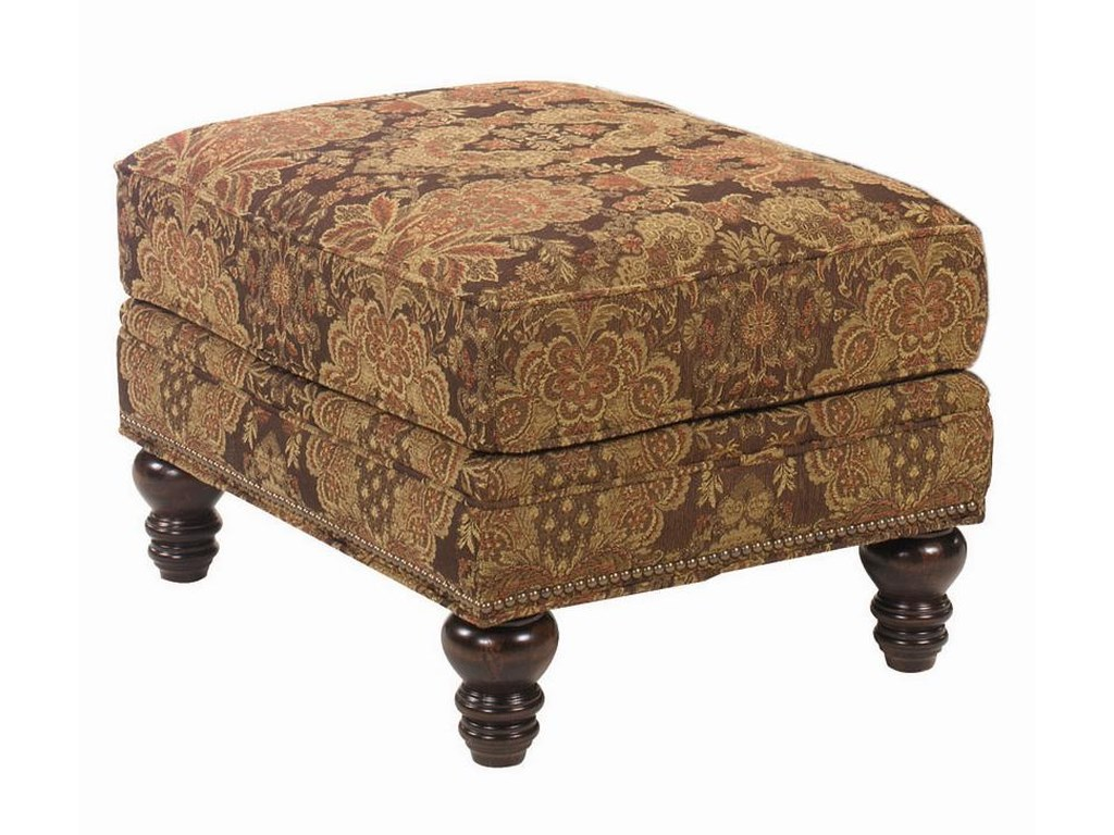 Lexington Lexington UpholsteryMicah Chair and Ottoman