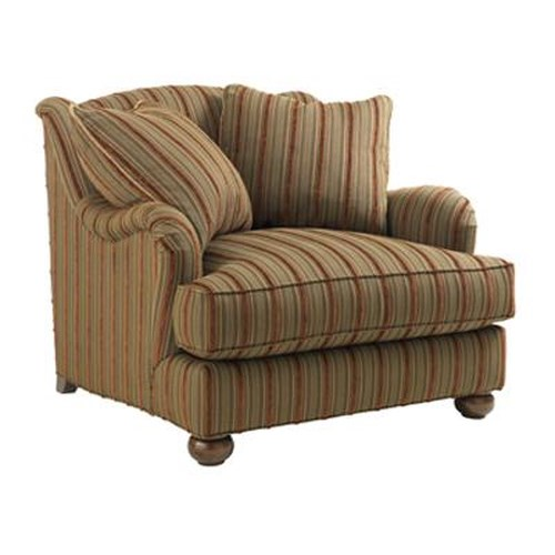 Lexington Lexington Upholstery Laurel Canyon Chair & a Half