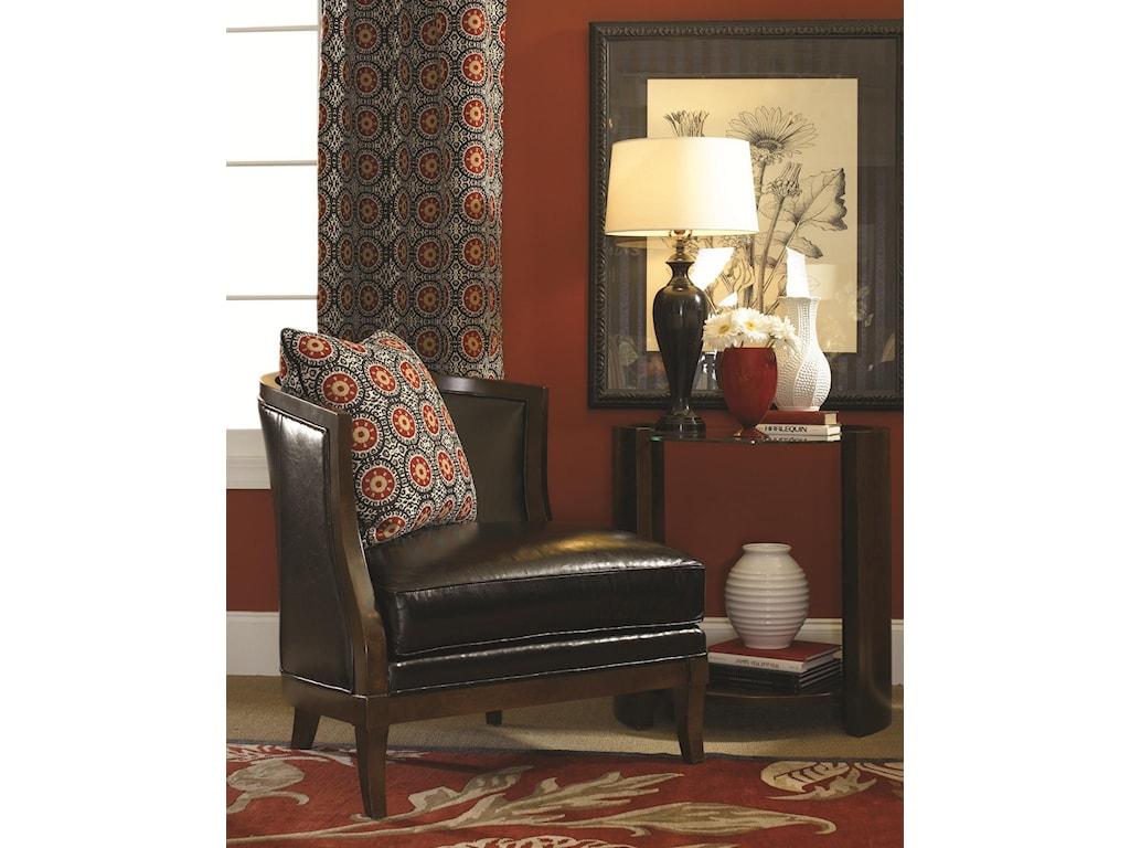Lexington Lexington LeatherGarland Left Arm Facing Chair