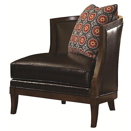 Lexington Lexington Leather Garland Right Arm Facing Chair