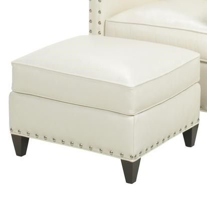 Lexington Lexington LeatherChase Ottoman