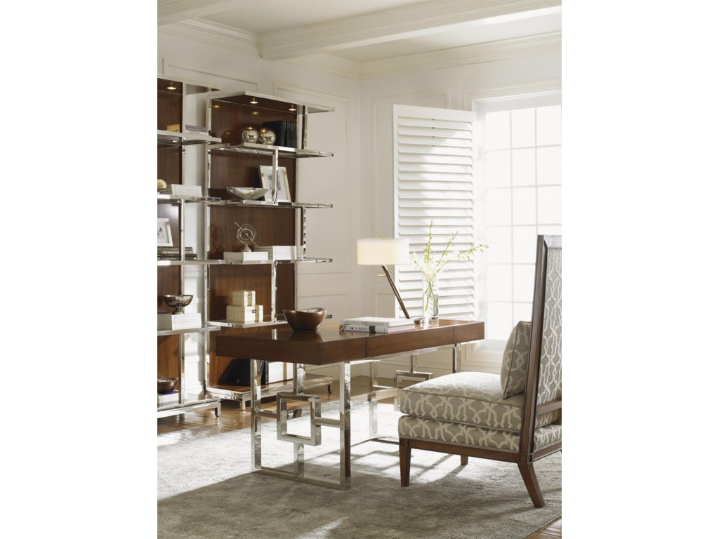 Shown with Rogers Writing Desk and Kelly Bookcase