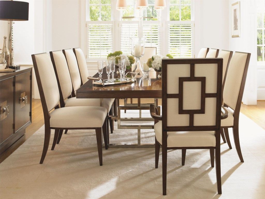 Shown with Leigh Arm Chair, Monroe Dining Table and Lamour Buffet