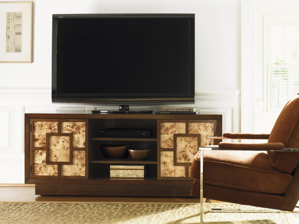 Shown with Allyson Entertainment Console