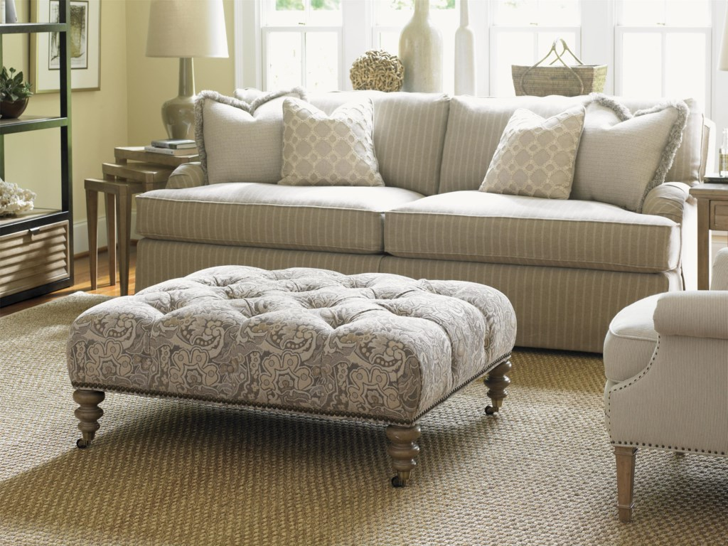 Shown with Colton Hall Sofa and Stillwater Chair
