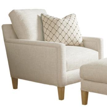 Lexington Monterey SandsSignal Hill Chair & Ottoman