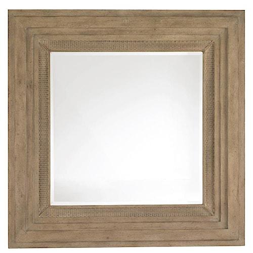 Lexington Monterey Sands Square Spyglass Mirror