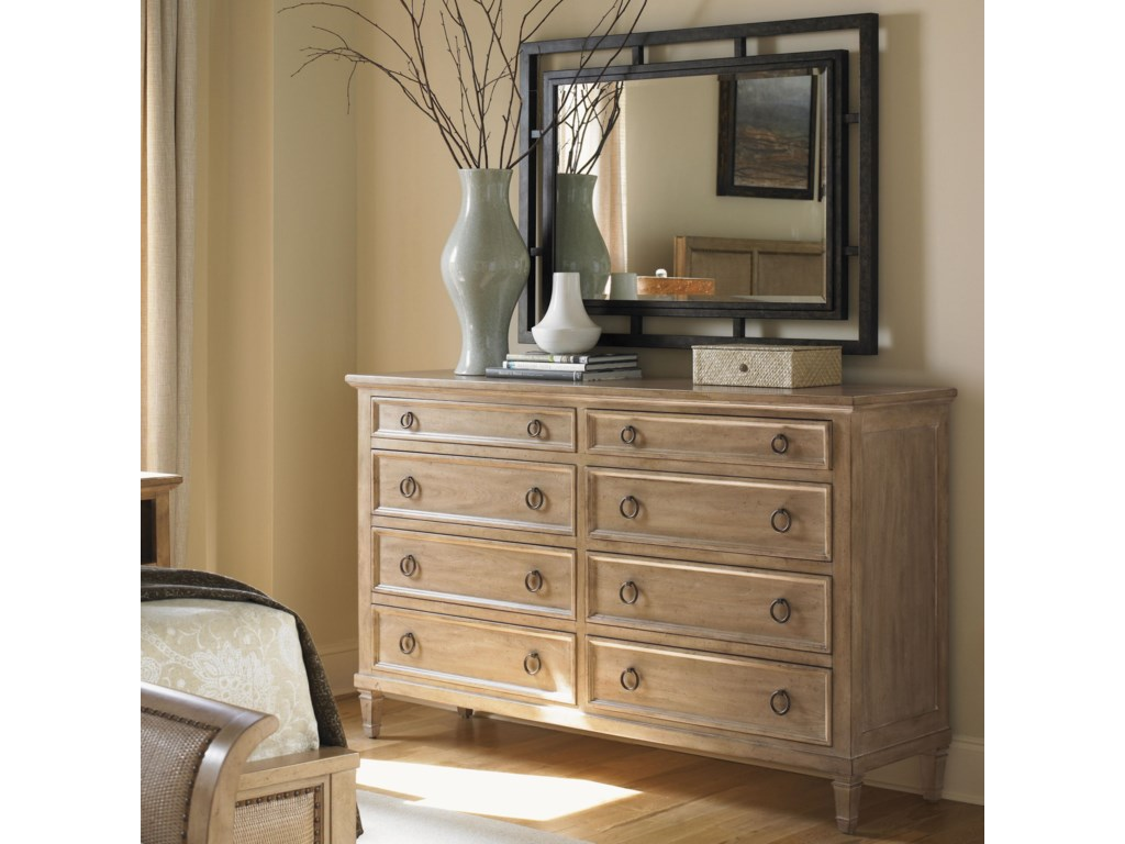 Lexington Monterey SandsHollister Dresser & Salinas Mirror