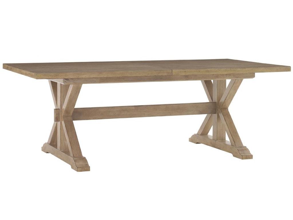 Lexington Monterey SandsWalnut Creek Dining Table