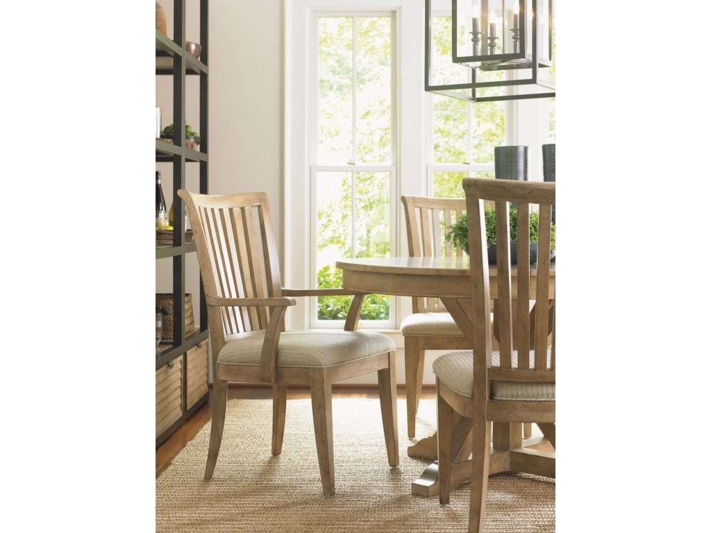 Shown with Camino Real Media Tower,San Marcos Dining Table and Aladema Side Chair