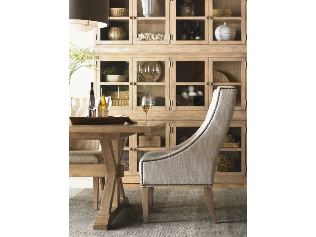 Shown With Stonepine Chair And Walnut Creek Dining Table