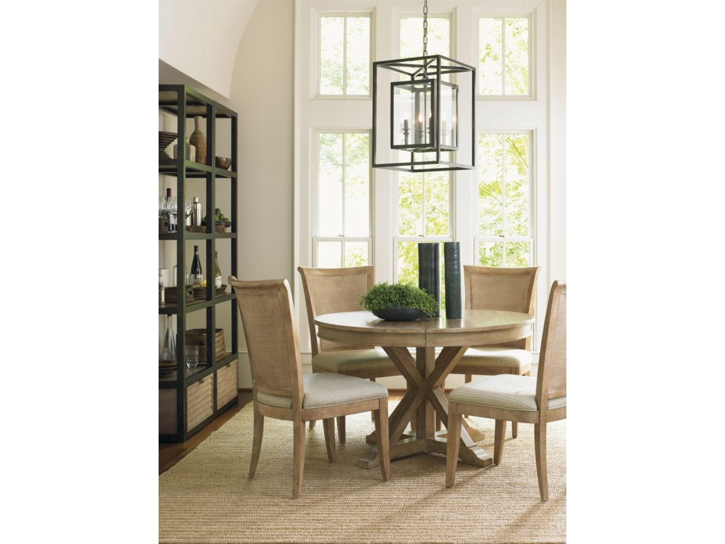 Shown with Los Altos Side Chair and San Marcos Dining Table