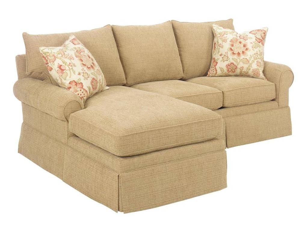 Lexington Personal Design Series<b>Customizable</b> Upholstered Sectional