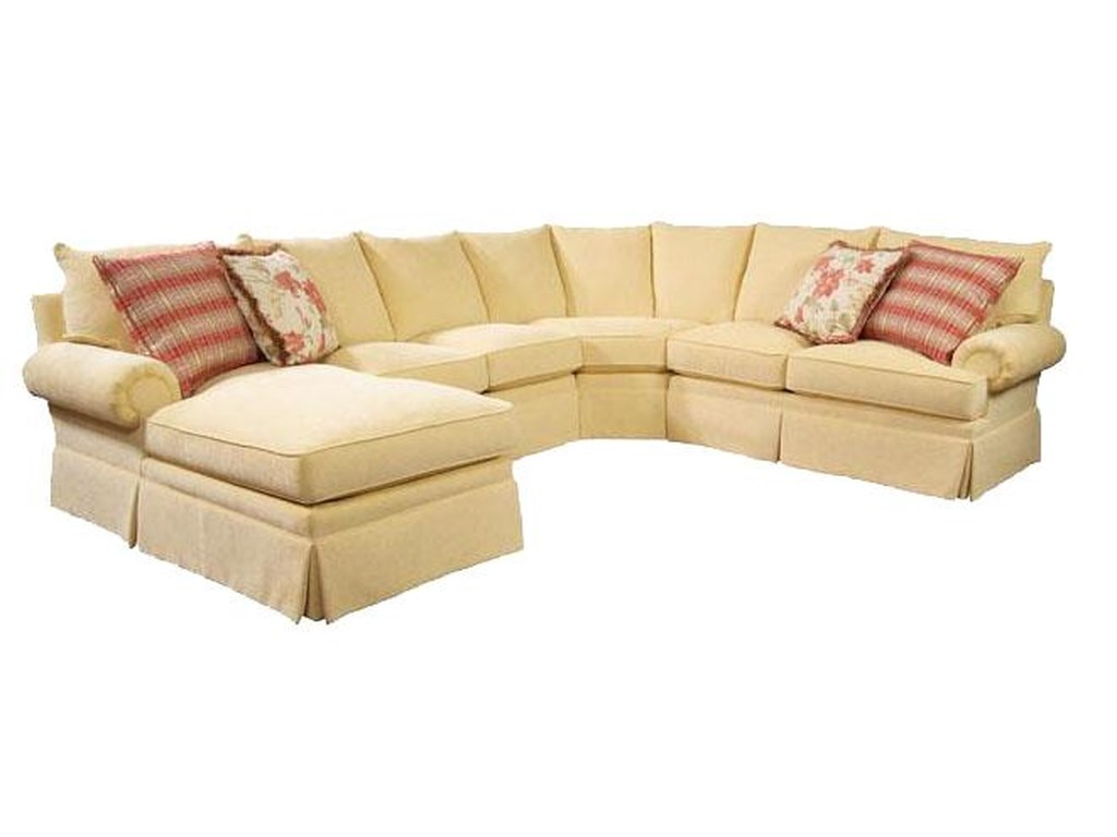 Lexington Personal Design Series<b>Customizable</b> Upholstered Sectional