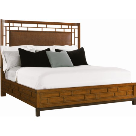 Paradise Point Queen Bed