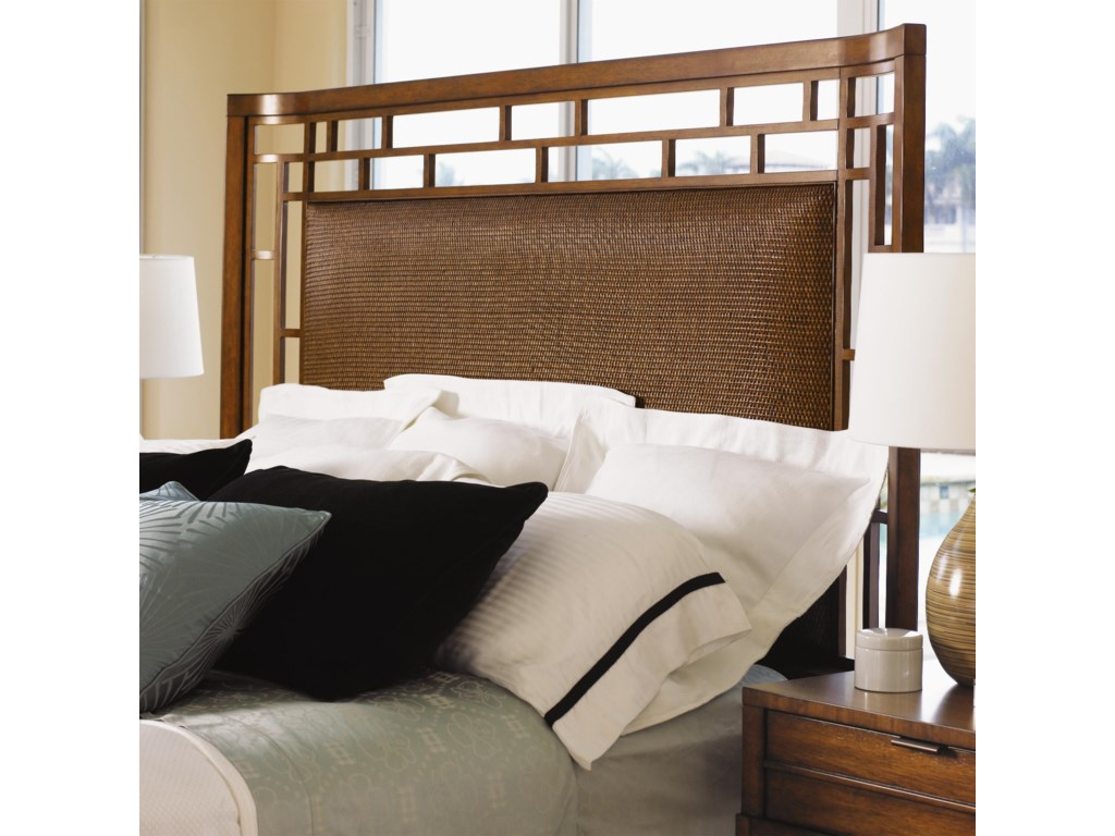 Tommy Bahama Home Ocean ClubParadise Point Queen Bed