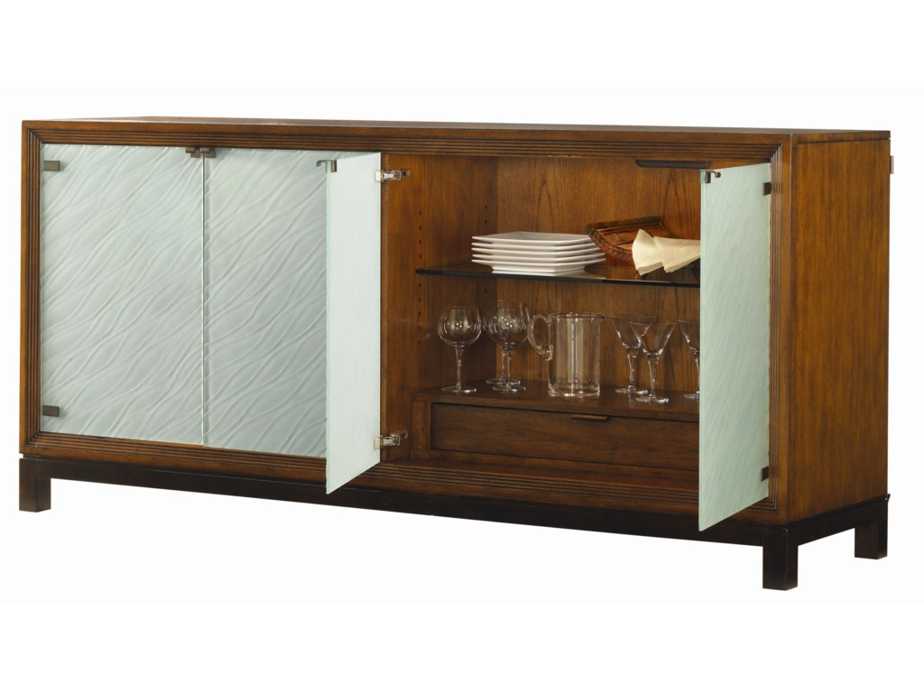 Tommy Bahama Home Ocean ClubSea Glass Buffet