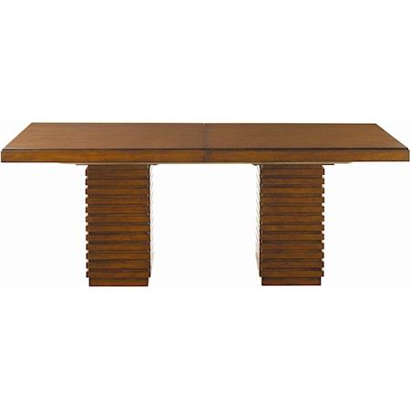 Peninsula Dining Table