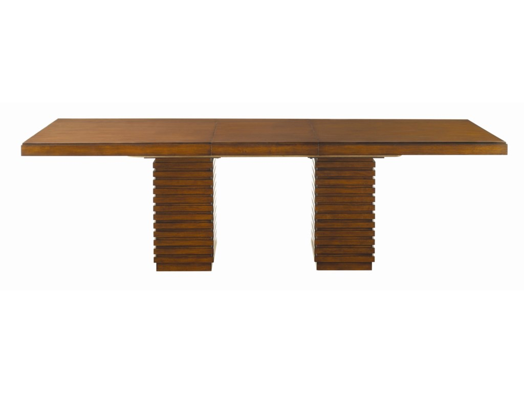 Tommy Bahama Home Ocean ClubPeninsula Dining Table