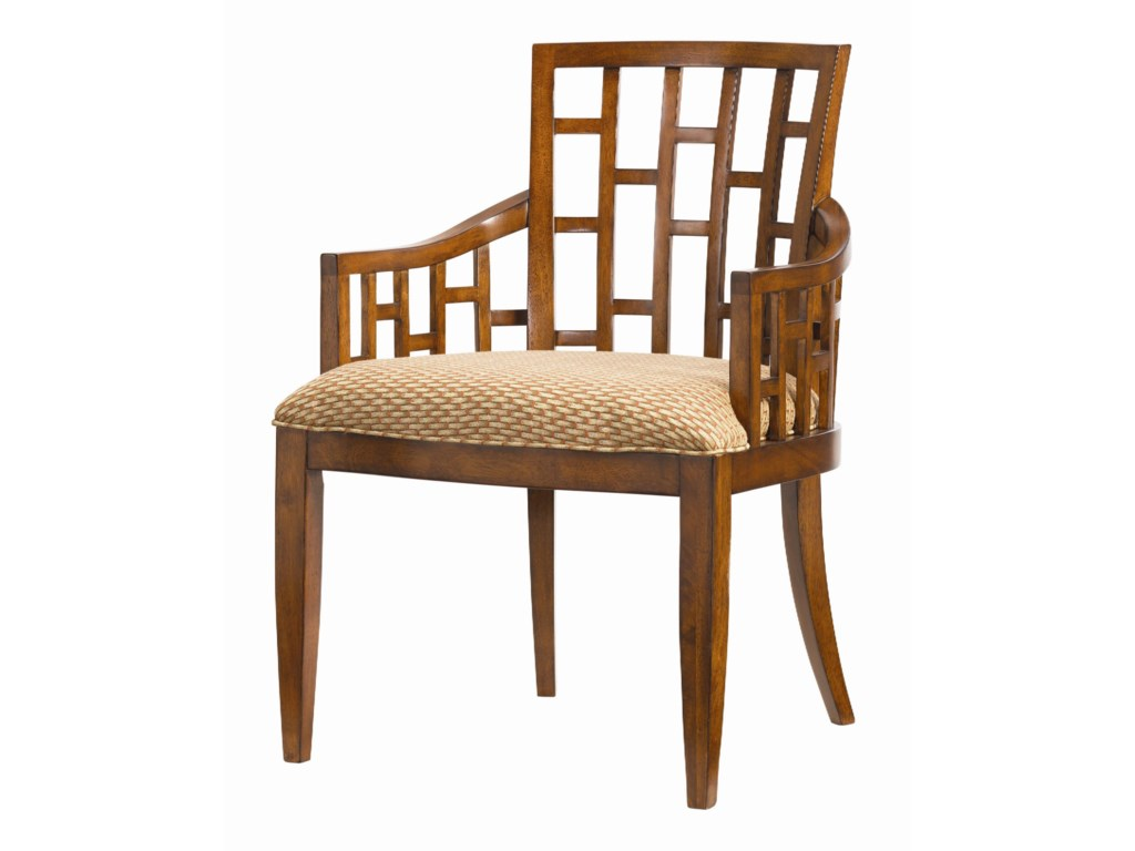 Tommy Bahama Home Ocean Club<b>Customizable</b> Lanai Arm Chair