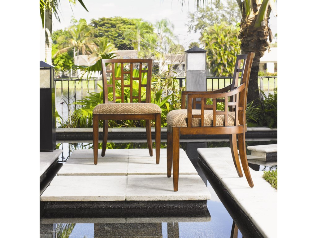 Shown with Lanai Side Chair