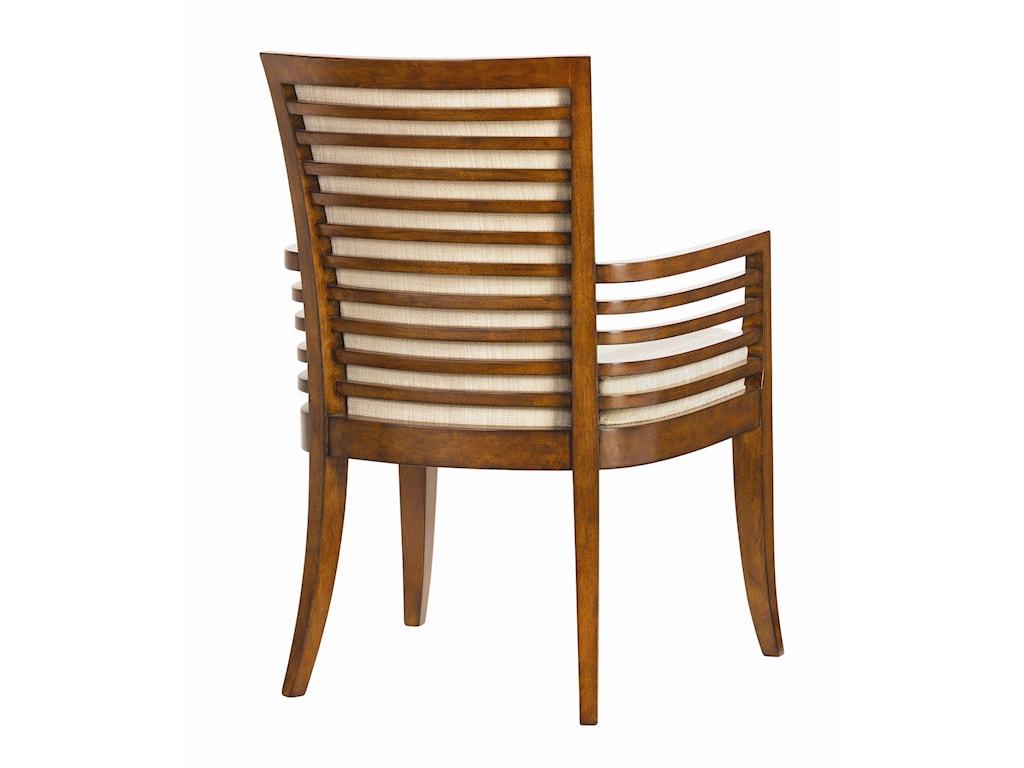 Tommy Bahama Home Ocean Club<b>Customizable</b> Kowloon Arm Chair