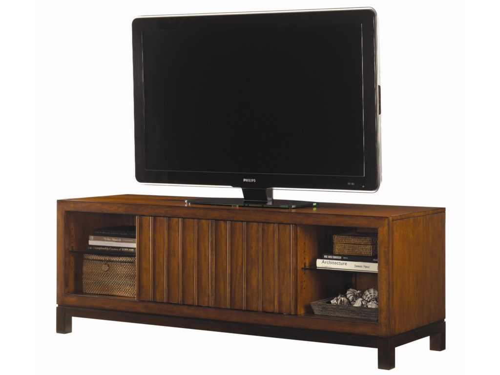Tommy Bahama Home Ocean ClubIntrepid Entertainment Console