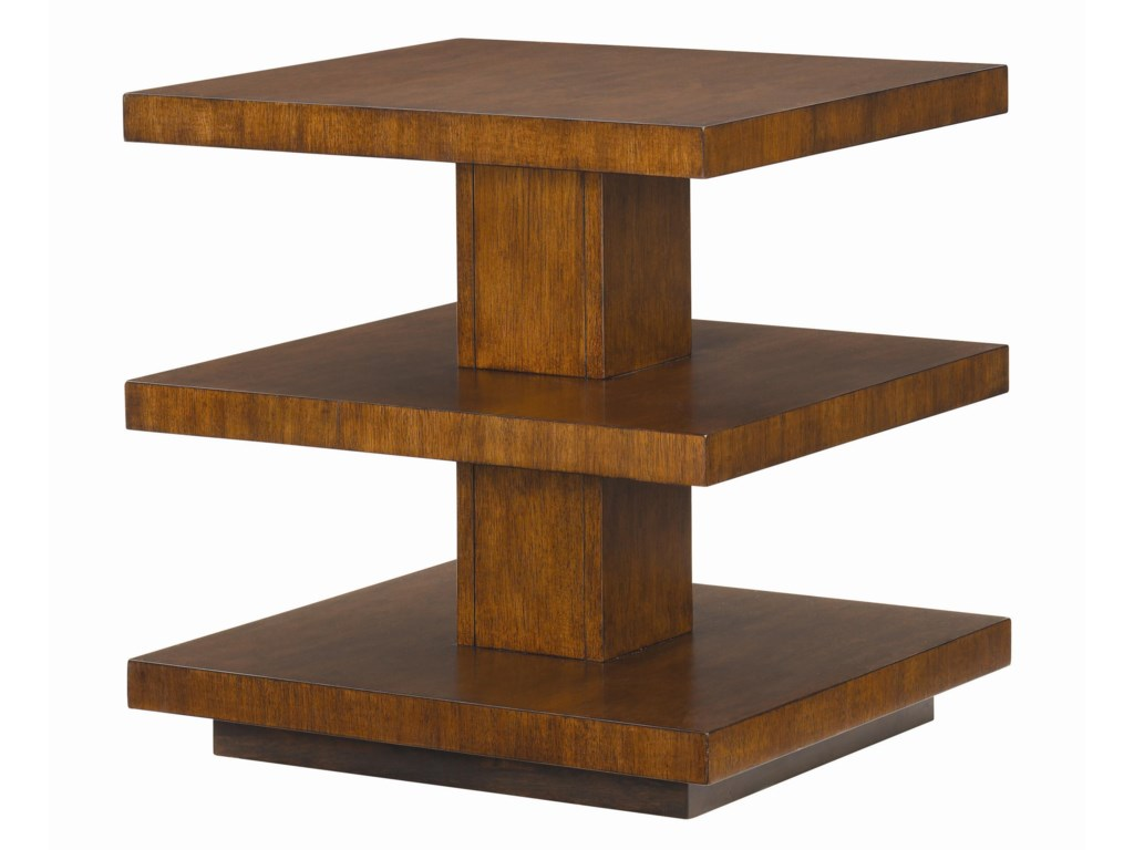 Tommy Bahama Home Ocean ClubLagoon Lamp Table