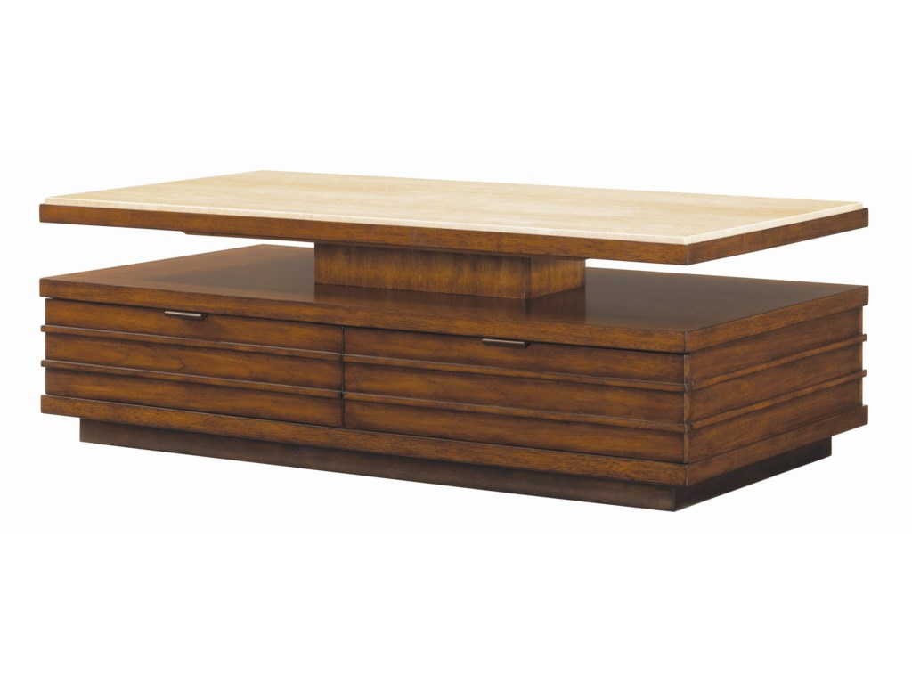 Tommy Bahama Home Ocean ClubSolstice Cocktail Table