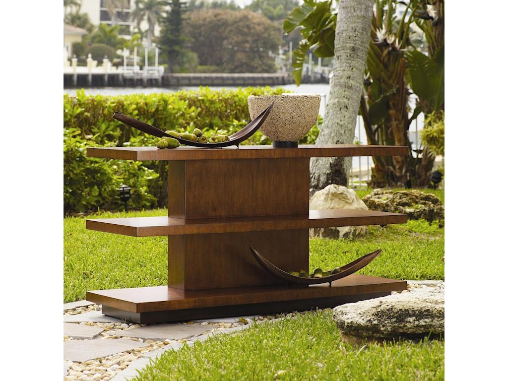 Tommy Bahama Home Ocean ClubLagoon Sofa Table