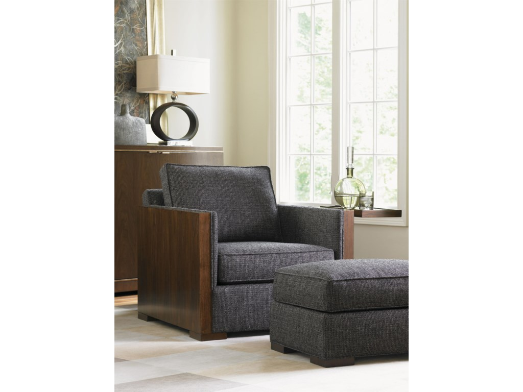 Lexington Tower PlaceEdgemere Chair and Ottoman
